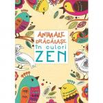 Animale dragalase in culori zen