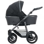 Carucior 2 in 1 Venicci Carbo Black Lux