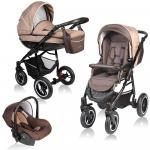 Carucior Crooner 3 in 1 Vessanti Beige