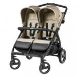 Carucior Peg Perego Book For Two Class Beige