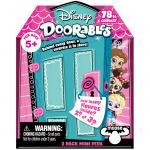 Doorables S1 Pachet 2 figurine cu surpriza contine 2 sau 3 figurine, ghidul colectionarului