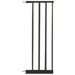 Extensie poarta de siguranta Noma metal negru 28 cm N93484