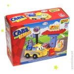 Joc de construit Unico Cars 19 pcs. AH