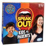 Joc de societate Speak out copii contra parinti