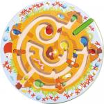 Joc magnetic Haba Labirintul cartitei 2ani+