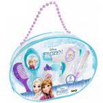 Gentuta cosmetica Frozen cu accesorii Smoby