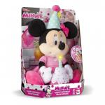 Jucarie de plus Minnie La Multi Ani