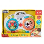 Jucarie muzicala Chicco Pianul DJ Mixi 1-4 ani