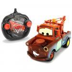 Masina Dickie Toys Cars 3 Turbo Racer Mater cu telecomanda