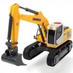 Masina de constructie excavatorul Dickie 18 cm