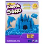 Nisip Kinetic Deluxe culori neon 680 grame albastru