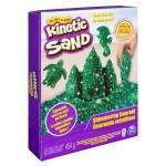 Nisip Kinetic Pietre Pretioase Verde