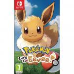 Joc Pokemon Lets Go Eevee SW