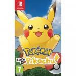 Joc Pokemon Lets Gg Pikachu SW