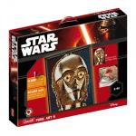 Pixel Art Star Wars C-3PO