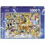 Puzzle Lumea Disney 5000 piese