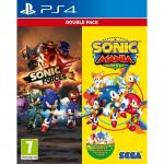 Joc Sonic Double Pack PS4