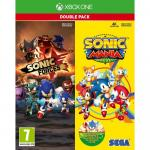 Joc Sonic Double Pack Xbox One