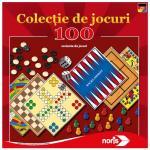 Set Noris Colectie cu 100 de jocuri
