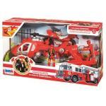 Set pompieri RS cu 2 personaje incluse