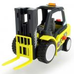 Stivuitor Dickie Toys Air Pump Fork Lift