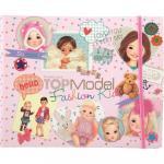 Top Model Creatia ta de moda pentru copii Depesche PT7981