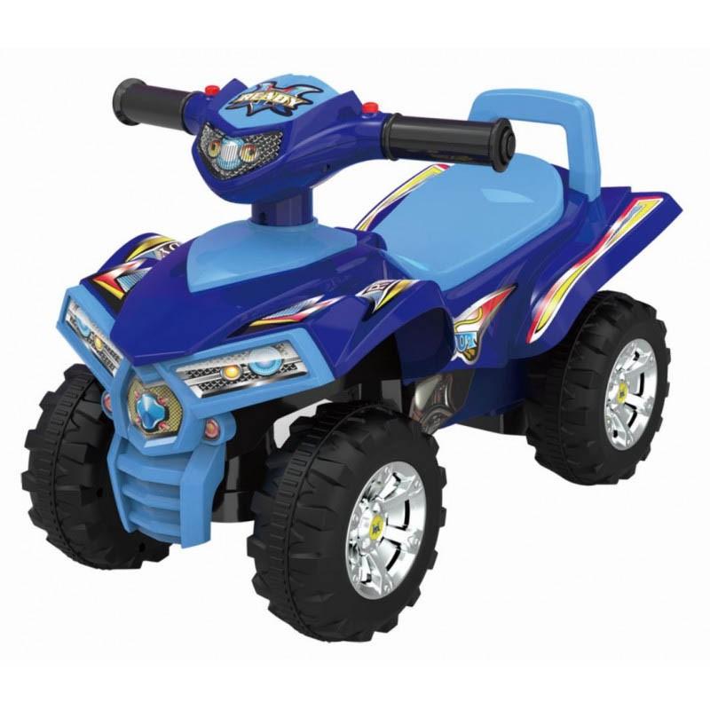 ATV pentru copii Explorer – navy din categoria La Plimbare de la BABY MIX