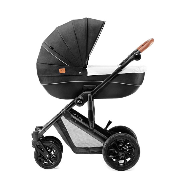 Carucior 2 in 1 Prime Black imagine