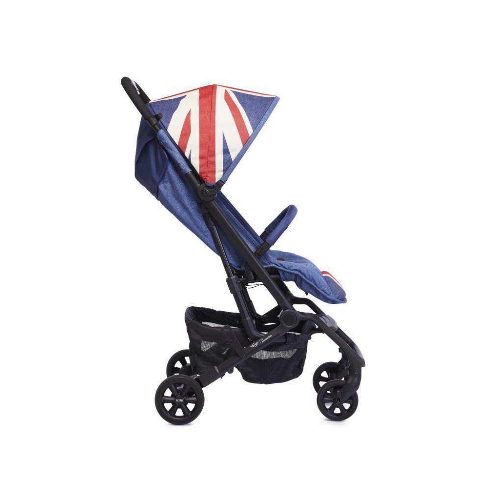 Carucior Mini Buggy XS Union Jack Vintage