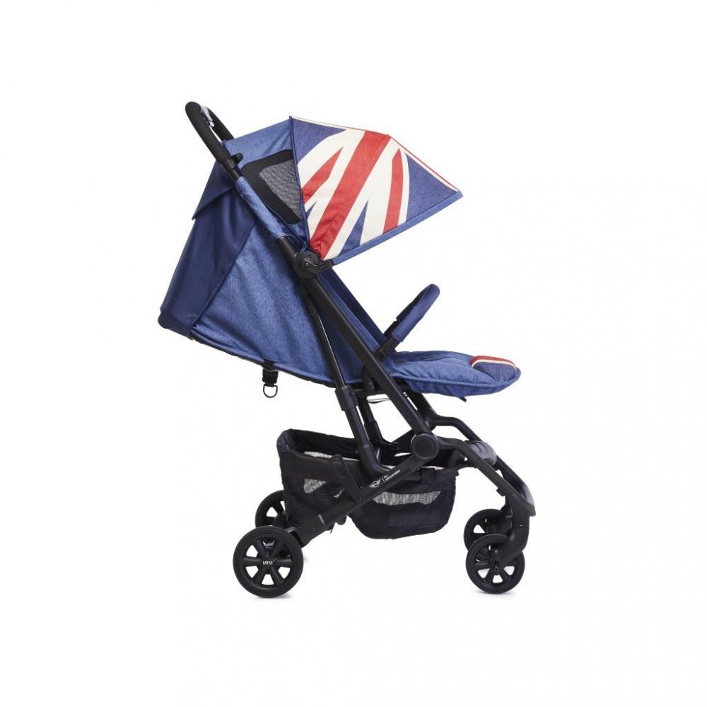 Carucior Mini Buggy XS Union Jack Vintage - 3