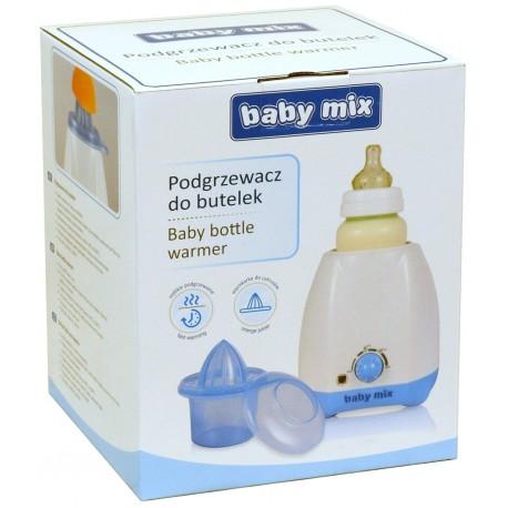 Incalzitor biberon copii Baby Mix LS-B215A Grey imagine