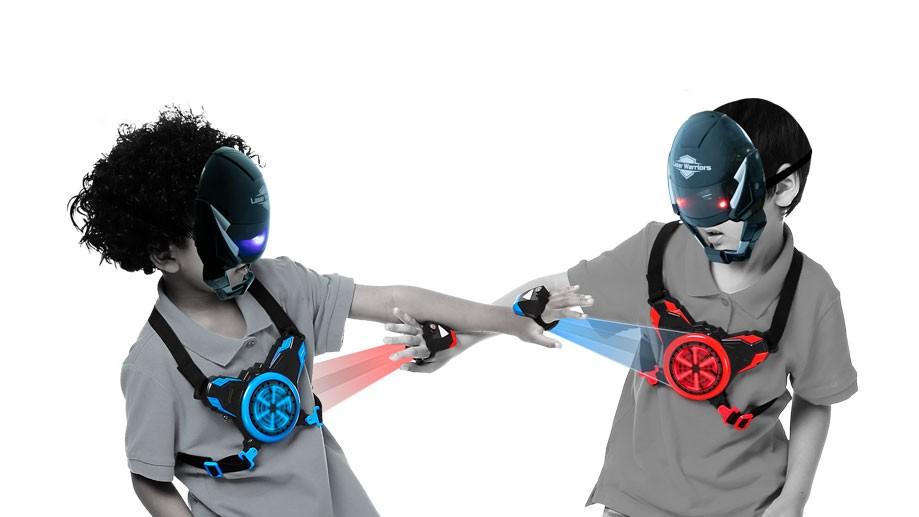 Joc interactiv Juguetronica Laser Warriors
