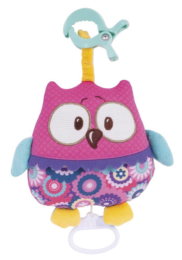 Jucarie muzicala plus 68048 Owl