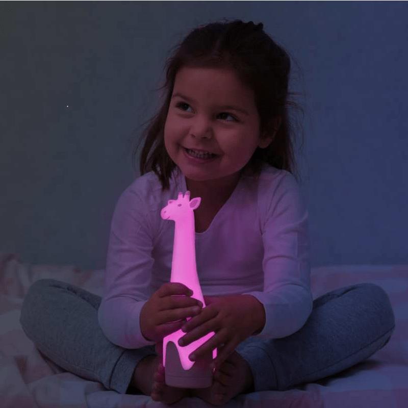 Lampa de Veghe cu Lanterna Gina Roz
