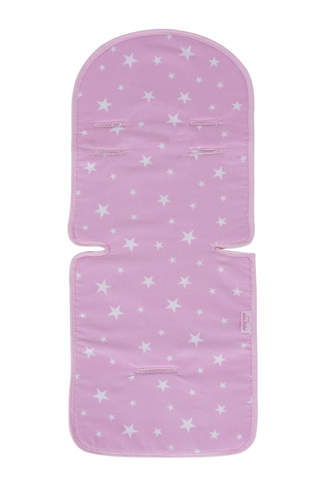 SeviBebe Liner carucior Pink Stars Sevibaby