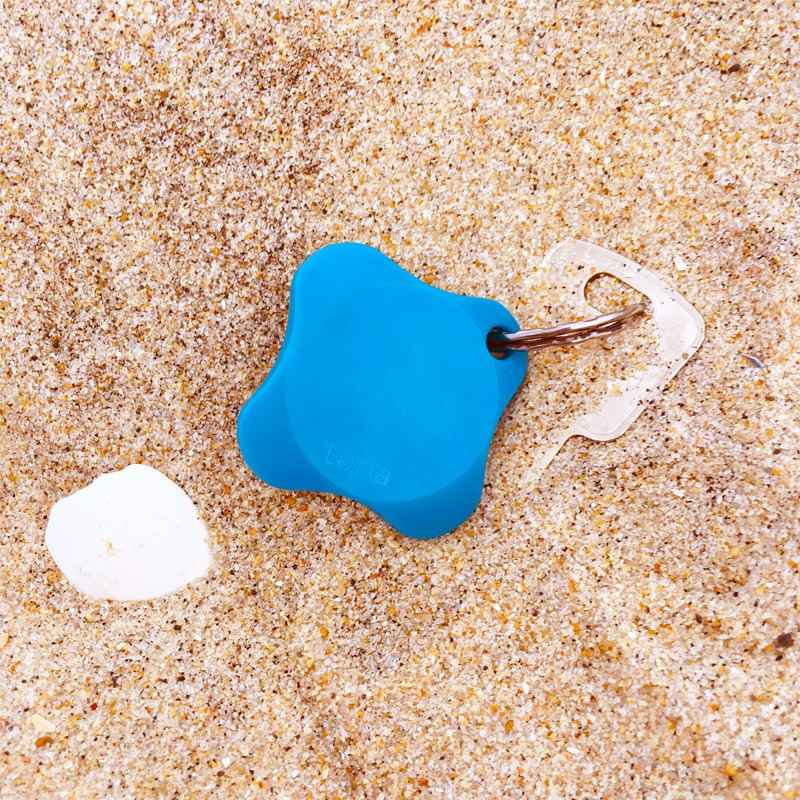 Localizator Bluetooth Lapa dispozitiv anti-pierdere si localizare rapida Bleu