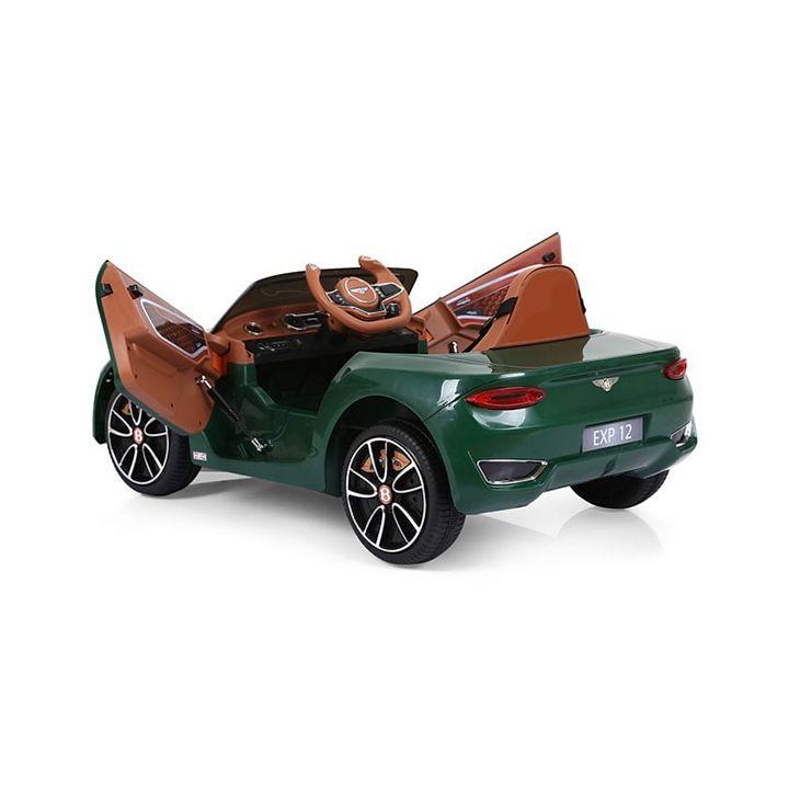 Masinuta electrica cu roti eva Bentley EXP 12 Green - 4