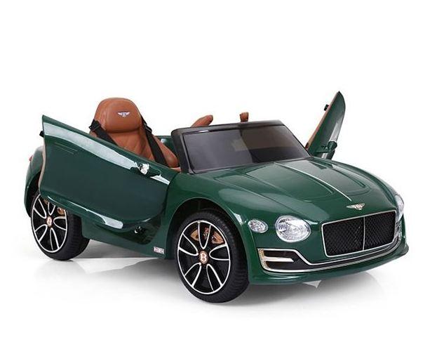 Masinuta electrica cu roti eva Bentley EXP 12 Green - 8