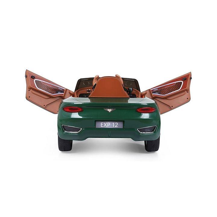 Masinuta electrica cu roti eva Bentley EXP 12 Green - 5