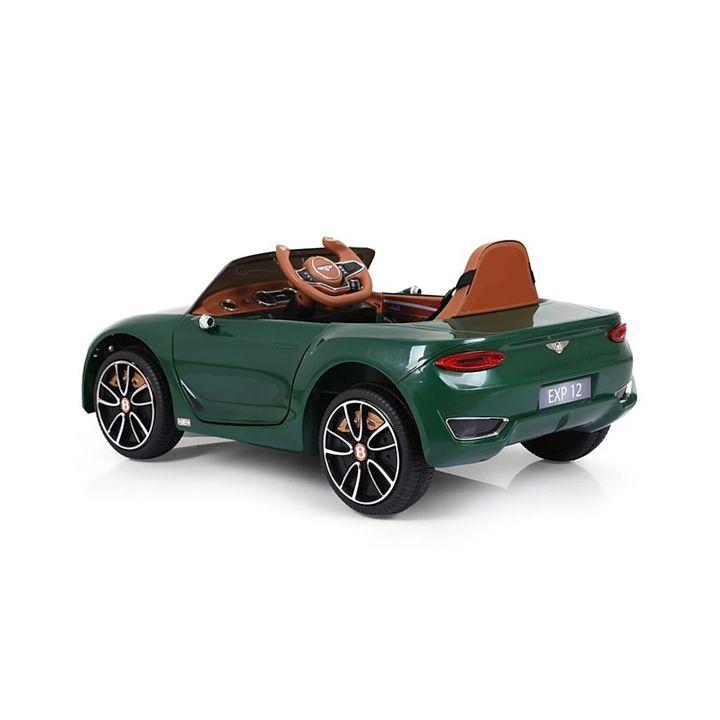 Masinuta electrica cu roti eva Bentley EXP 12 Green - 7