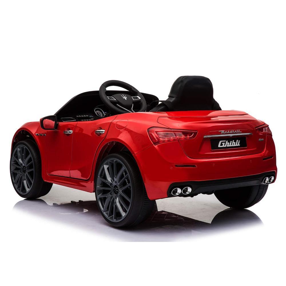 Masinuta electrica Maserati Ghibli Red