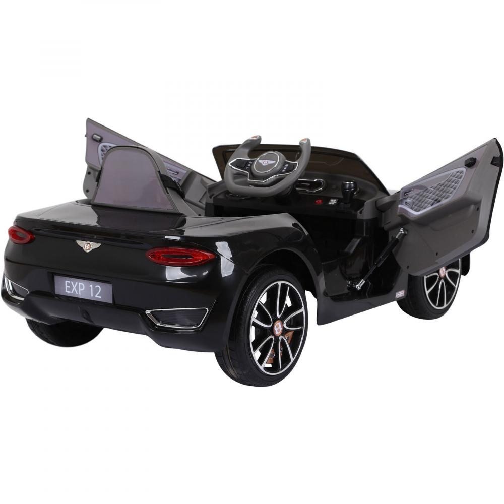 Masinuta electrica cu roti eva Bentley EXP 12 negru - 3