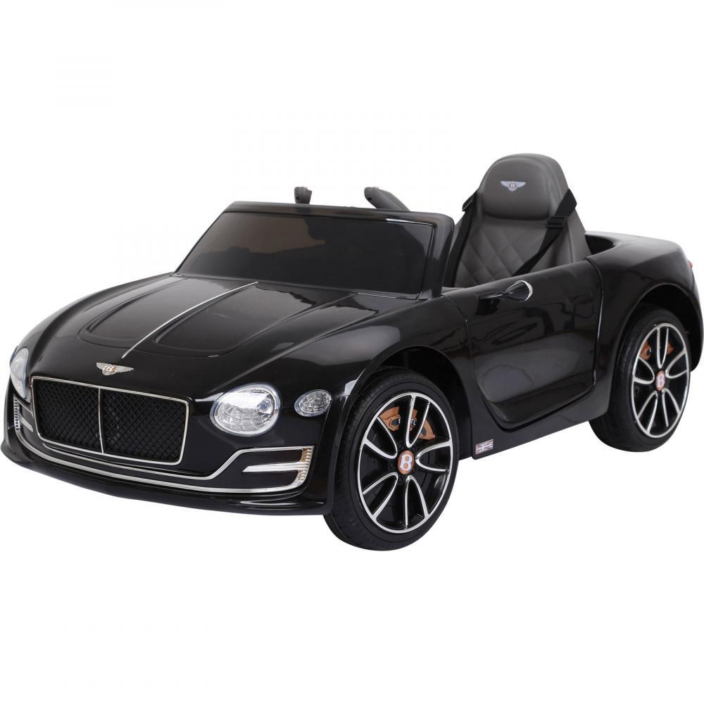 Masinuta electrica cu roti eva Bentley EXP 12 negru - 4