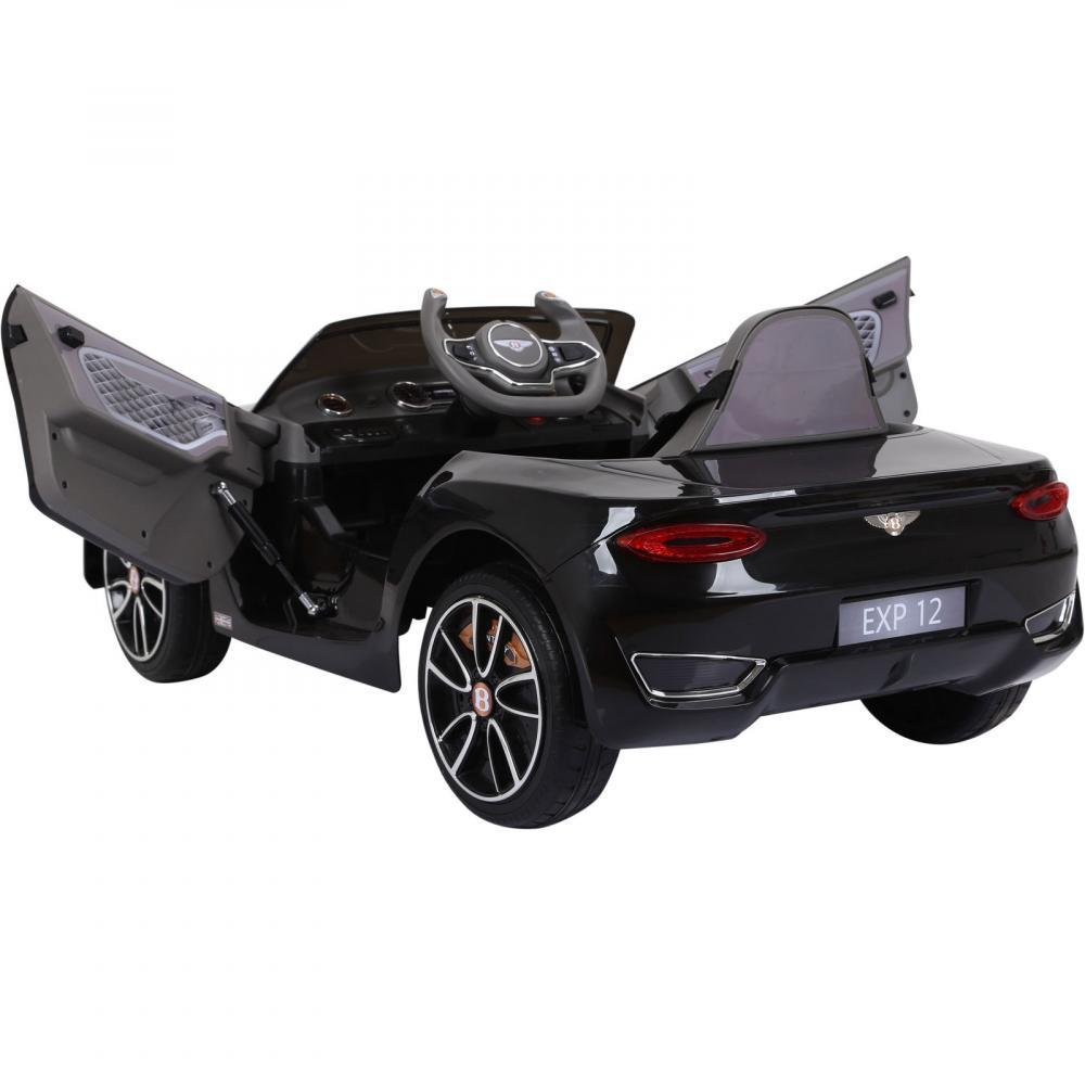 Masinuta electrica cu roti eva Bentley EXP 12 negru - 6