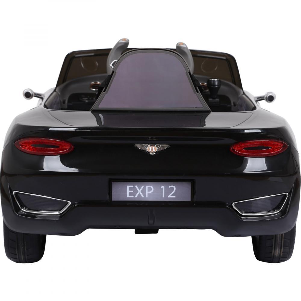 Masinuta electrica cu roti eva Bentley EXP 12 negru - 7