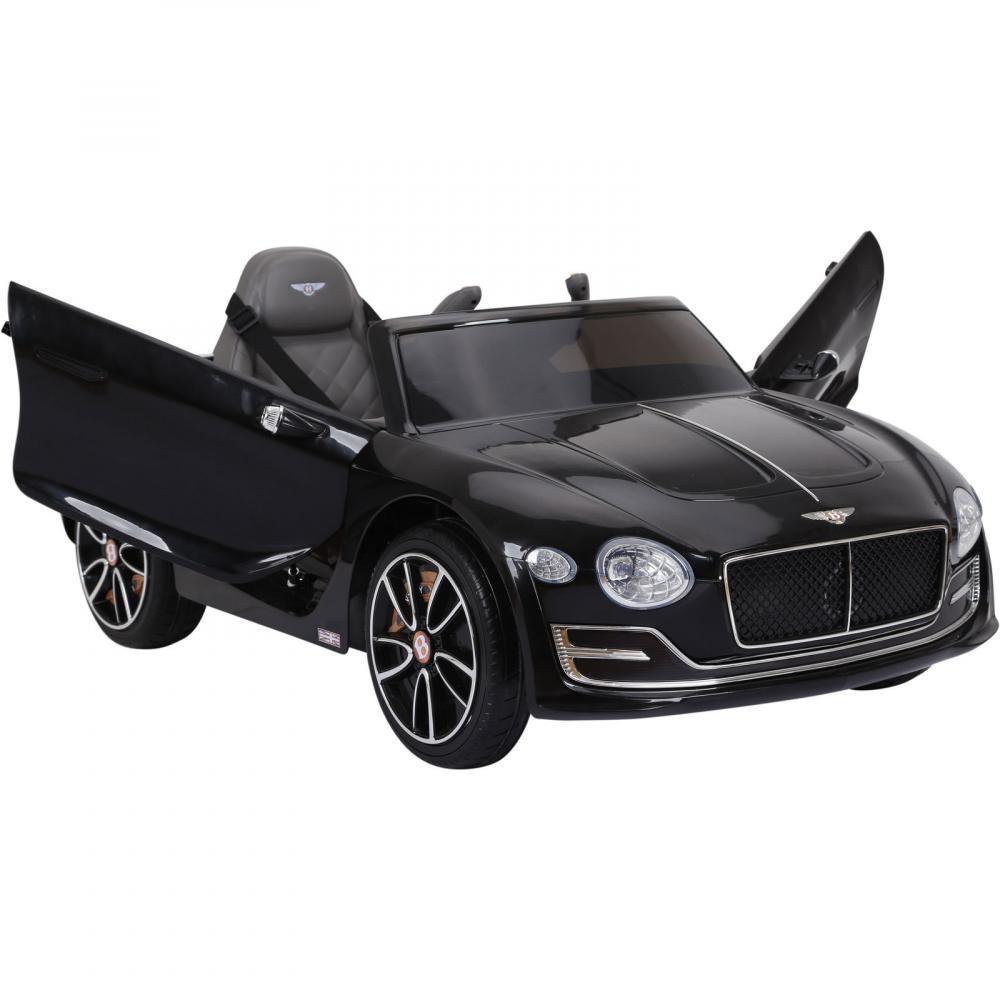 Masinuta electrica cu roti eva Bentley EXP 12 negru - 11