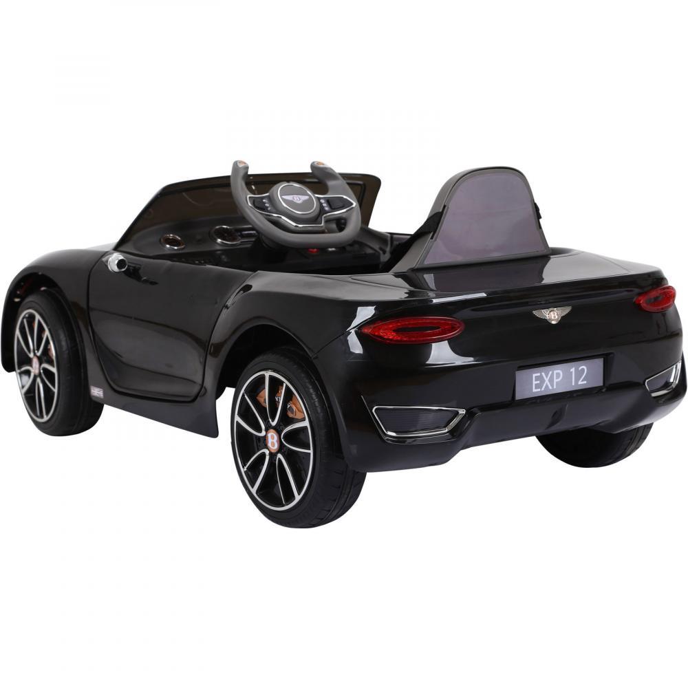 Masinuta electrica cu roti eva Bentley EXP 12 negru - 10