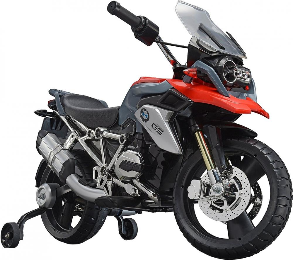 Motocicleta electrica BMW 1200 Red