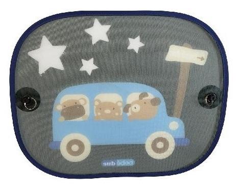Parasolar auto retractabil Bebedue