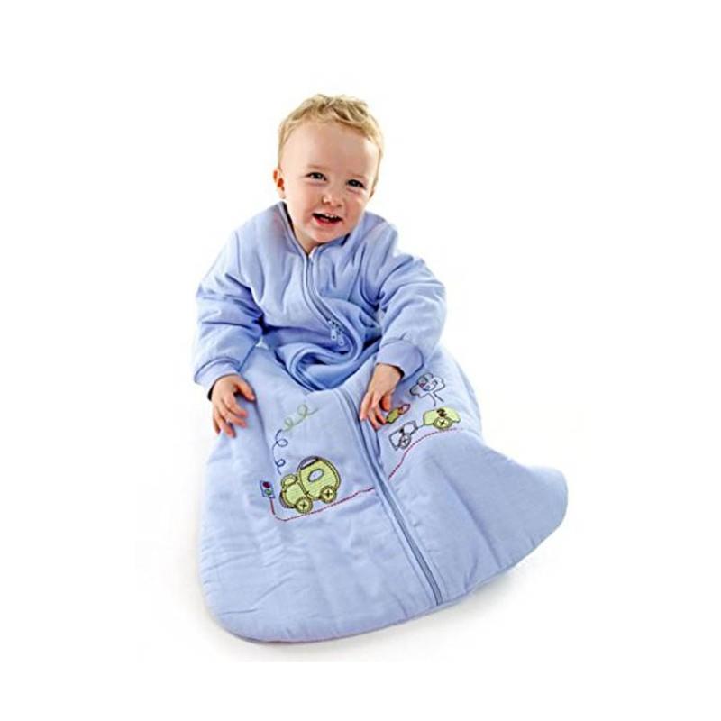 Sac de dormit cu maneca lunga Choo Choo 6-18 luni 3.5 Tog